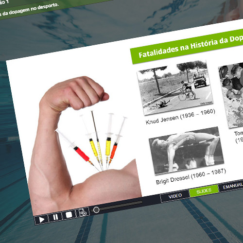 Curso de Doping no Desporto Image